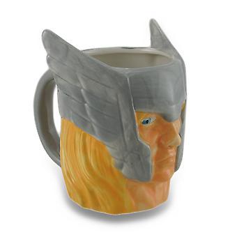 Marvel Comics Thor Molded Ceramic Coffee/Tea Mug