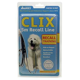 Clix Long Line Training Lead 5m