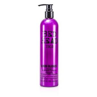 Tigi Bed Head Dumb Blonde Shampoo (For Chemically Treated Hair) - 400ml/13.5oz