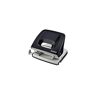 Hole Punch 5152 Stil satin schwarz