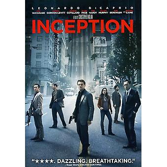 Inception [DVD] USA import