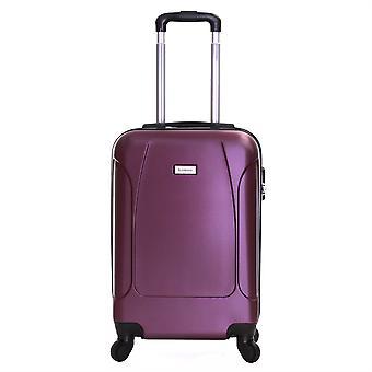 Slimbridge Alameda 55 cm maleta dura, púrpura