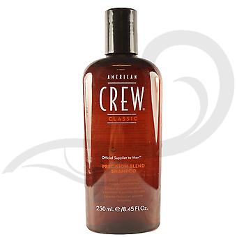American Crew Precision Blend Colour Protect Shampoo 250ml