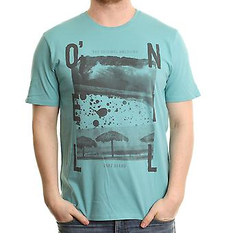 O ' Neill T-Shirt ~ Splash turquoise