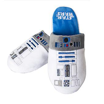 Star Wars Official R2-D2 Mule Slippers