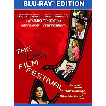 Last Film Festival [Blu-ray] USA import