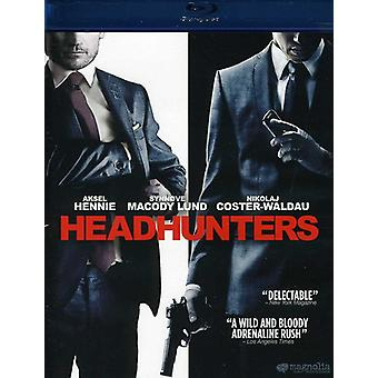 Headhunters [BLU-RAY] USA import