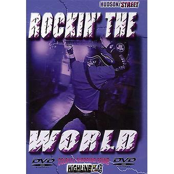 Rockin ' verden [DVD] USA importen