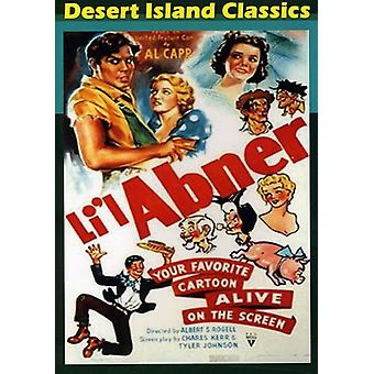 Li'L Abner (1940) [DVD] USA import