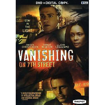 Vanishing på 7th Street [DVD] USA import