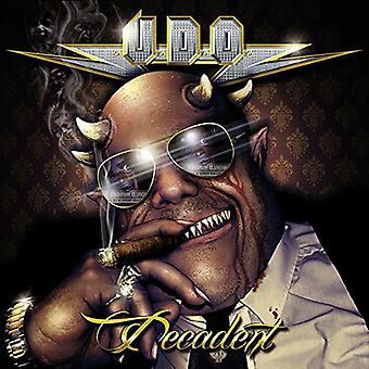 U.D.O. - dekadenta [CD] USA import