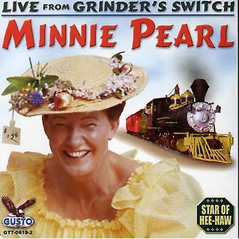 Perla de Minnie - importación de vivir de Ginder USA interruptor [CD]