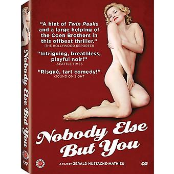 Nobody Else But You [DVD] USA import