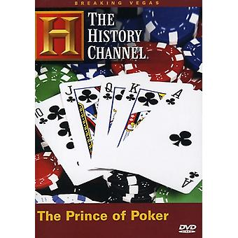 Prince of Poker [DVD] USA import
