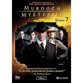 Murdoch Mysteries: Season 7 [DVD] USA import