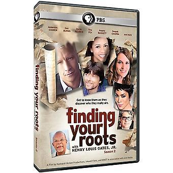 Encontrar suas raízes: Season 3 importação EUA [DVD]