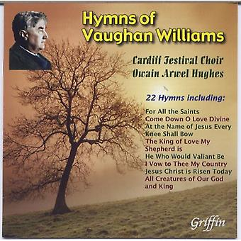 Vaughan Williams - salmer af Vaughan Williams [CD] USA import