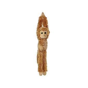 Hanging 19-inch Chimp (Brown)