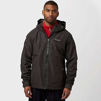 Noir Craghoppers Foyle imperméable veste