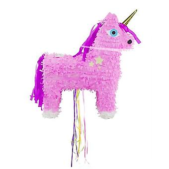 Pinata Unicorn Mexico part slik stash børn birthday partyspil