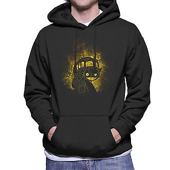 Studio Ghibli Catbus Men's Hooded Sweatshirt
