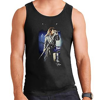 Jon Bon Jovi Performing Live Men's Vest