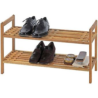 Wenko 2 tier shelving unit norway (Storage and organization , Organizers , Clothes Rack)
