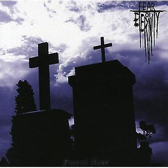 Miedo de la eternidad - importación de los E.e.u.u. de la Misa de Funeral [CD]