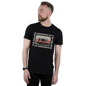 Verwonder u mannen hoeders van de Galaxy Awesome Mix Cassette Vol. 2 T-Shirt