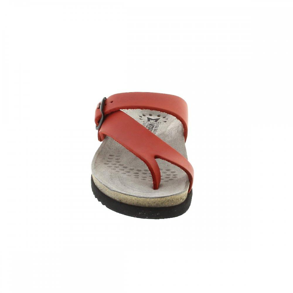 Mephisto Helen - Red Scratch (Leather) Womens Sandals