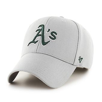 47 fire relaxed fit Cap - grey MVP Oakland Athletics