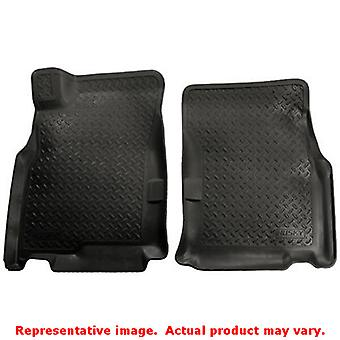 Husky Liners 35751 Black Classic Style Front Floor Line FITS:TOYOTA 2003 - 2009