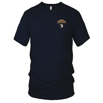 Amerikanske hær - 101st Airborne Division 506th luftbårne infanteri Regiment 3nd bataljon chok Force broderet Patch - Kids T Shirt