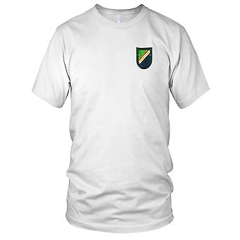 US Army - 1 Batalion 75th Ranger Regiment Flash haftowane Patch - koszulki męskie
