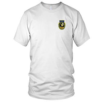 US Army - 2nd Infantry Division Special Troops Battalion Embroidered Patch - STB-13 Kids T Shirt
