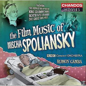 M. Spoliansky - filmmusik av Mischa Spoliansky [CD] USA import