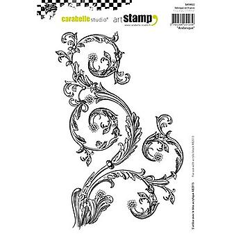 Carabelle Studio Cling Stamp A5-Arabesque SA50022