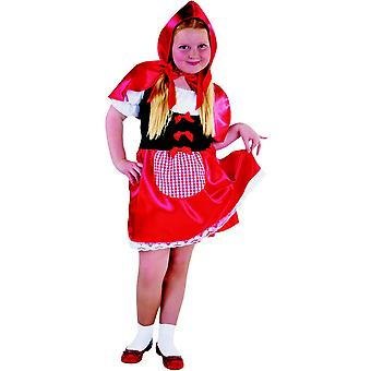 Children's costumes Girls Little Red Riding Hood