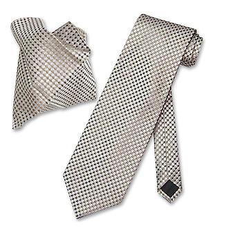 Collo cravatta Set Antonio Ricci cravatta fazzoletto piazze maschile