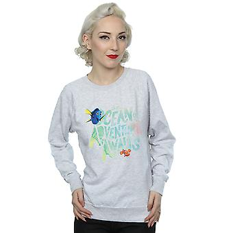 Disney Women's Finding Dory Ocean Adventure Sweatshirt