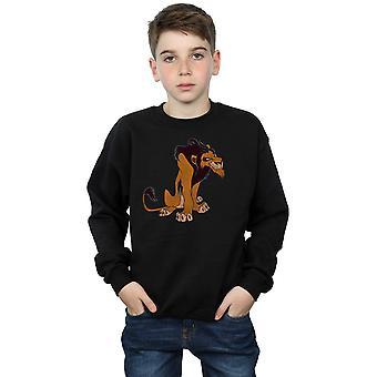 Disney jungen Löwen King klassische Narbe Sweatshirt