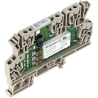 Crossbar switch 1 pc(s) 24 V DC/AC 6 A 1 change-over Weidmül