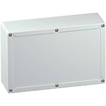 Build-in casing 252 x 162 x 90 Polycarbonate (PC) Light grey (RAL 7035)