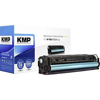 KMP Toner cartridge replaced HP 125A, CB540A Compatible Black