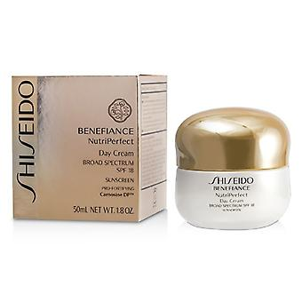 Shiseido Benefiance NutriPerfect Day Cream SPF18 50ml / 1,8 oz
