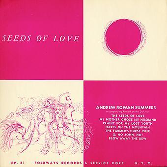 Andrew Rowan somre - frø af kærlighed [CD] USA import