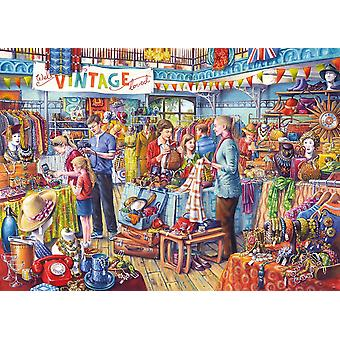 Gibsons Nearly New Jigsaw Puzzle (500 XL pieces)
