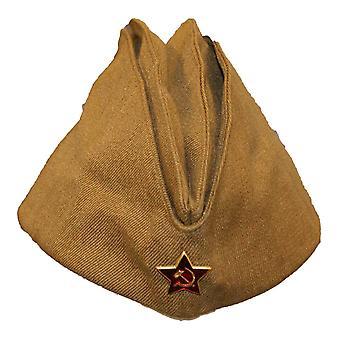 Original 1970'S Russian Military Forage Cap
