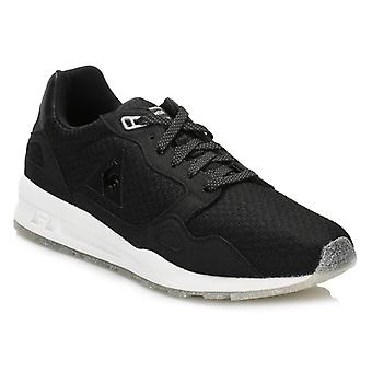Le Coq Sportif Womens Black LCS R900 W Sparkly Trainers