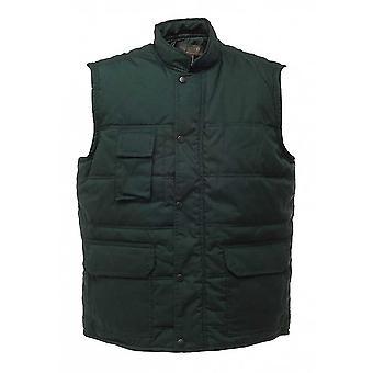Regatta Mens werkkleding Jay Bodywarmer Gilet Fleece jas Polyester/katoen